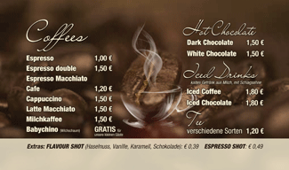 Pizzaboys Coffee backlight | redfrogmedia.de | grafikdesign | gestaltung | satz & layout | augsburg